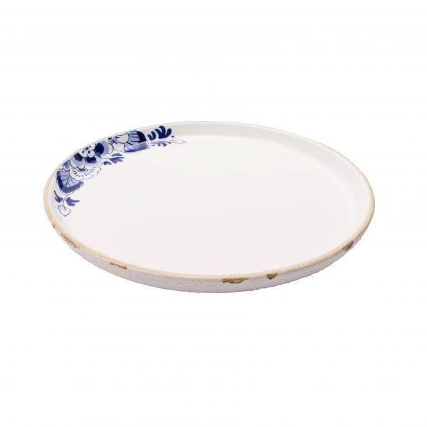 blauw-bloesem-dinner-plate