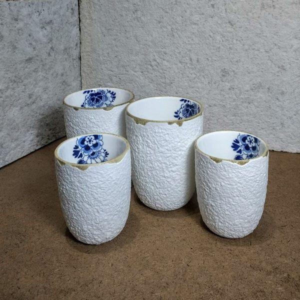 blauw bloesem gift set #1