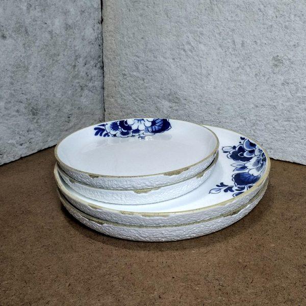 blauw bloesem gift set 2